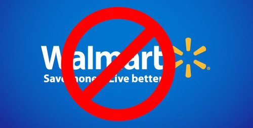 Why do we keep shopping at Walmart?